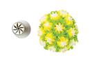 Silikomart 43.652.99.0001 Flower Tube 52 - Stainless Steel Tips For Piping Bag 25 Mm