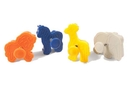 Silikomart 70.116.99.0069 Acc093 Mini Cookie Cutter Animals - Baby Cutter 47X45 H 18 Mm