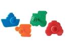 Silikomart 70.121.99.0069 Acc102 Mini Cookie Cutter Transport - Baby Cutter 47X47 H 18 Mm