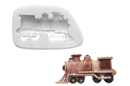 Silikomart 71.264.00.0096 Slk164 Silicone Mould Train