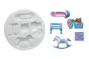 Silikomart 71.302.00.0096 Slk202 Silicone Mould Toys