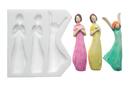 Silikomart 71.437.00.0096 Slk337 Silicone Mould Figurines