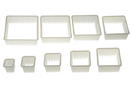 Silikomart 72.303.87.0069 Nylon Cutter 03 Irregular Square - From 3X3 Cm A 11X11 Cm