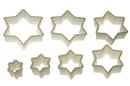 Silikomart 72.312.87.0069 Nylon Cutter 12 Star - From  4 Cm To  13 Cm
