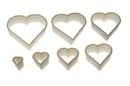 Silikomart 72.314.87.0069 Nylon Cutter 14 Regular Heart - From 3X2.5 Cm To 12X11.5 Cm
