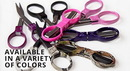 Slip N Snip Regular Scissors Cranberry
