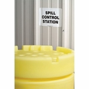 SpillTech Spill Control Station Sign (10