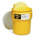 SpillTech HazMat 10-Gallon Spill Kit (Ext. dia. 15