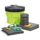 SpillTech Universal 20-Gallon Hi-Viz OverPack Drum Spill Kit (Ext. dia. 23