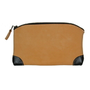 Style N Craft 93523 Multi Purpose Zippered Pouch in Top Grain Leather