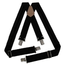 Style N Craft 95013 Padded Work Suspenders in Heavy duty Polyweb