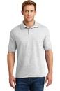 Stedman by Hanes  5.5-Ounce Jersey Knit Sport Shirt. 054X