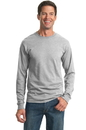 JERZEES - 50/50 Cotton Poly Long Sleeve T-Shirt. 29LS