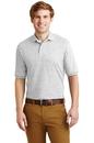 JERZEES - 5.6-Ounce Jersey Knit Sport Shirt. 437M