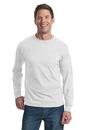 Fruit of the Loom Heavy Cotton HDo 100% Cotton Long Sleeve T-Shirt. 4930