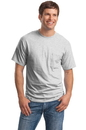Hanes Beefy-T - 100% Cotton 6.1-Ounce T-Shirt with Pocket. 5190