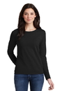 Gildan Ladies Heavy Cotton 100% Cotton Long Sleeve T-Shirt. 5400L.