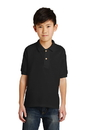Gildan Youth DryBlend 5.6-Ounce Jersey Knit Sport Shirt. 8800B.