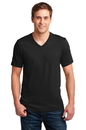 Anvil 100% Ring Spun Cotton V-Neck T-Shirt 982