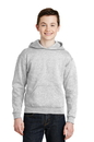 JERZEES - Youth NuBlend Pullover Hooded Sweatshirt. 996Y.