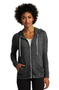 Alternative Women's Eco-Jersey Cool-Down Zip Hoodie. AA2896.