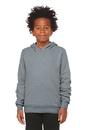 BC3719Y BELLA+CANVAS Youth Sponge Fleece Pullover Hoodie