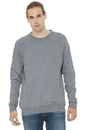 Bella+Canvas BC3901 Unisex Sponge Fleece Raglan Sweatshirt