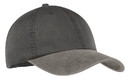 Port & Company -Two-Tone Pigment-Dyed Cap. CP83.