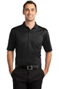 CornerStone Select Snag-Proof Pocket Polo. CS412