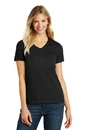 District Madeo Ladies Perfect Blendo V-Neck Tee. DM1190L