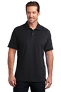 District Madeo Mens Stretch Pique Polo. DM325