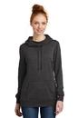 District ® Women's Lightweight Fleece Hoodie - DM493