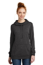 District<sup> &#174;</sup> Women's Lightweight Fleece Hoodie. DM493.