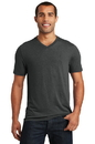 District Made Mens Perfect Tri V-Neck Tee