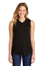 District ® Women's Perfect Tri ® Sleeveless Hoodie - DT1375