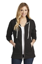 District<sup> ®</sup> Women's Perfect Tri<sup> ®</sup> French Terry Full-Zip Hoodie. DT456.