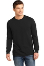 District - Young Mens The Concert Tee Long Sleeve. DT5200.