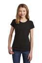 DT6001YG District Girls Very Important Tee