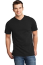 District - Young Mens Very Important Tee V-Neck. DT6500.
