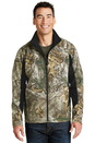 Port Authority® Camouflage Colorblock Soft Shell - J318C