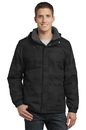 Port Authority Brushstroke Print Insulated Jacket. J320.