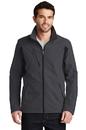 Port Authority<sup>®</sup> Back-Block Soft Shell Jacket. J336.