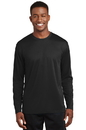 Sport-Tek - Dri-Mesh Long Sleeve T-Shirt. K368