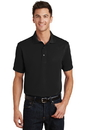 Port Authority - Poly-Bamboo Charcoal Blend Pique Polo. K497
