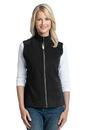 Port Authority - Ladies Microfleece Vest. L226.