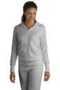 Sport-Tek - Ladies Full-Zip Hooded Fleece Jacket. L265.