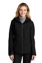 L406 Port Authority Ladies Tech Rain Jacket