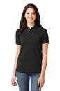 Port Authority - Ladies Pique Knit Polo. L420.