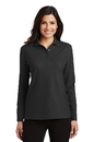 Port Authority - Ladies Long Sleeve Silk Touch Polo. L500LS.