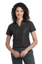 Port Authority - Ladies Vertical Pique Polo. L512.